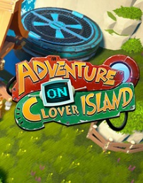 Skylar and Plux: Adventure on Clover Island Cover