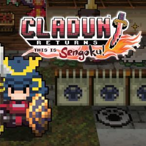 Cladun Returns: This is Sengoku! Cover
