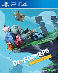 Deformers Cover