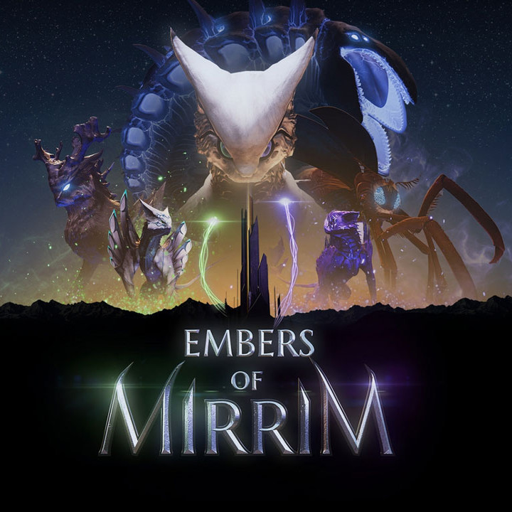 Embers of Mirrim Cover