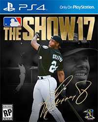 MLB: The Show 17 Cover