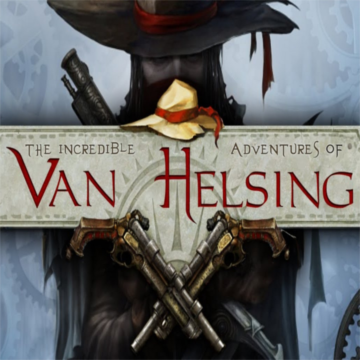 The Incredible Adventures of Van Helsing: Extended Edition Cover
