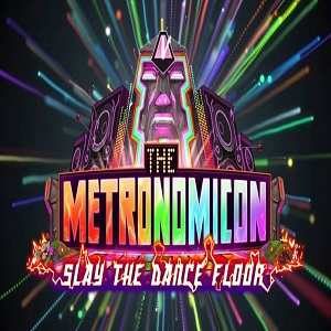 The Metronomicon: Slay The Dance Floor Cover