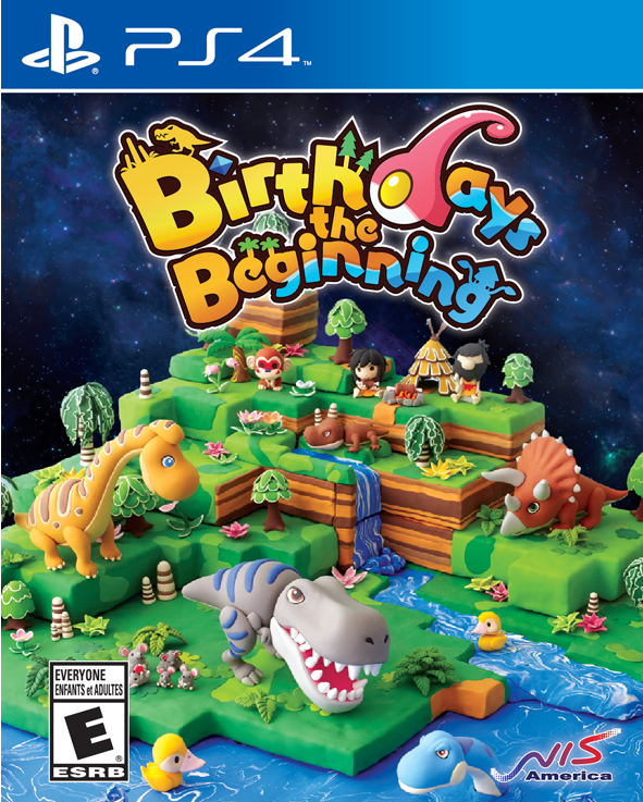 Birthdays the Beginning Cover