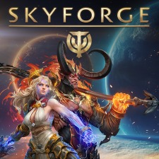 Skyforge Cover