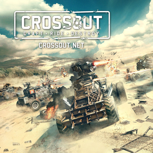 Crossout Cover