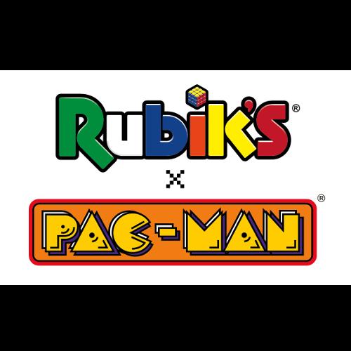 Pac-Man x Rubik's Cover