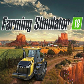 Farming Simulator 18 Cover
