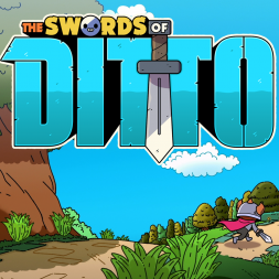 The Swords of Ditto Cover
