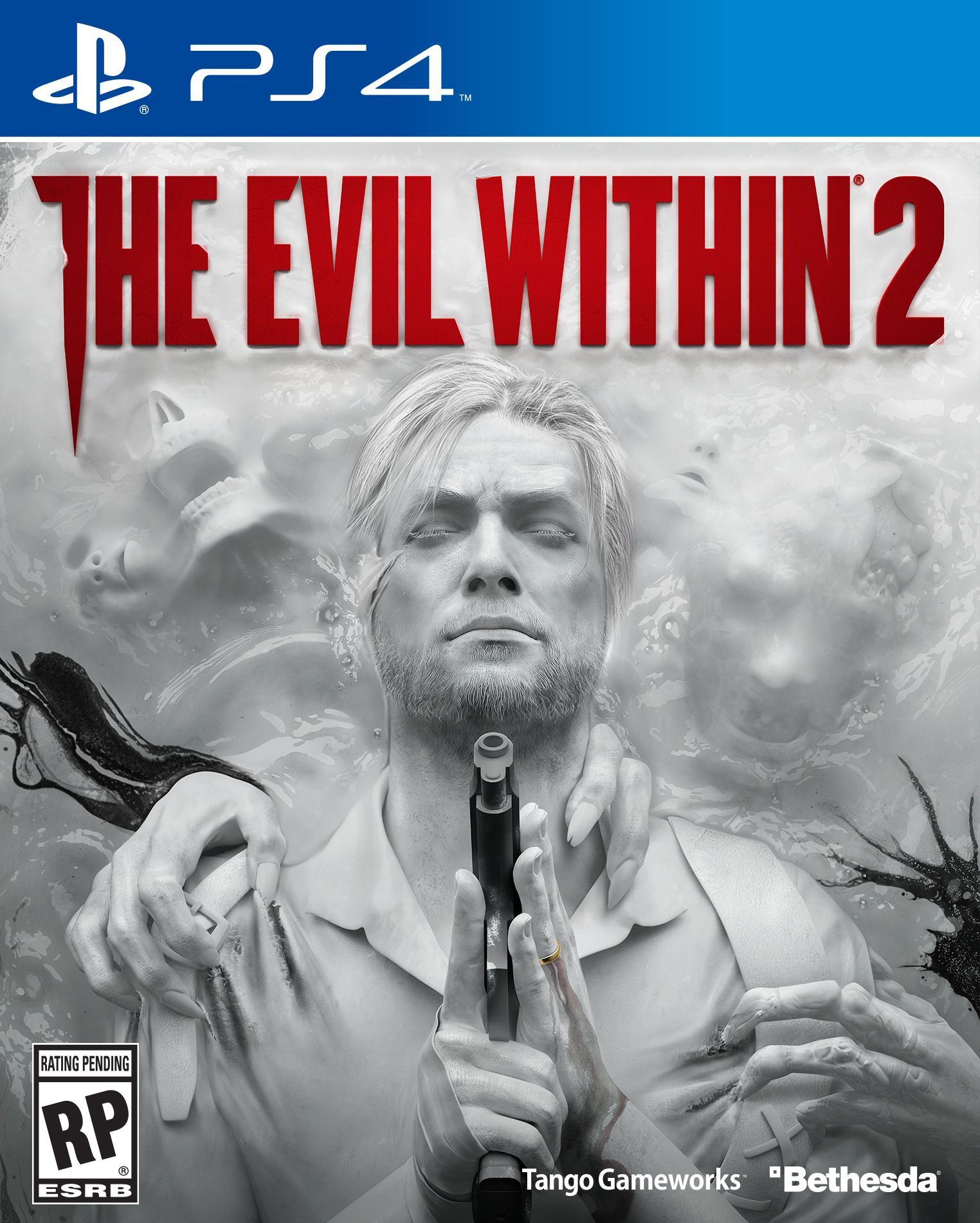 The Evil Within 2 Cover