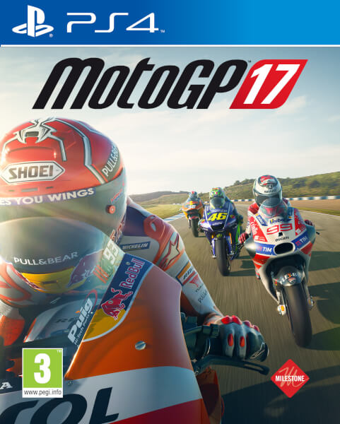 MotoGP 17 Cover