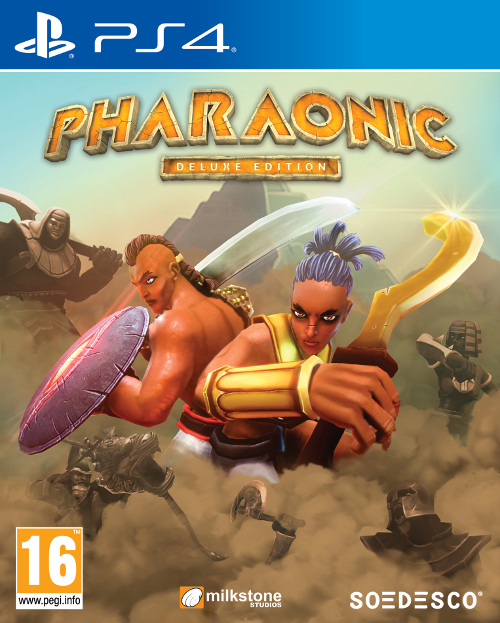 Pharaonic Cover