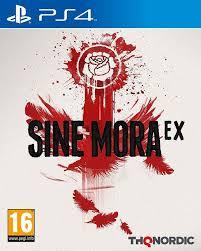 Sine Mora EX Cover