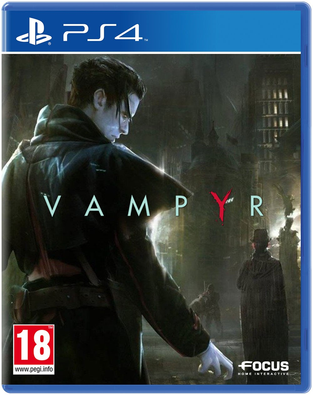 Test Vampyr ps4 Lageekroom Blog gaming