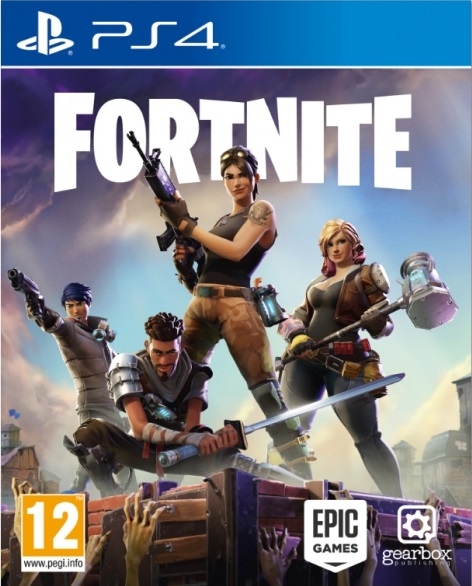 Fortnite Cover
