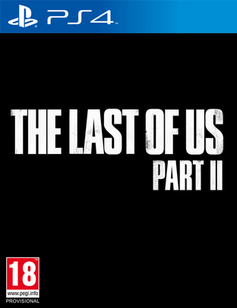 The Last of Us: Part 2 Cover