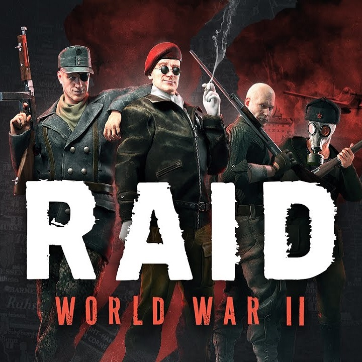 RAID: World War 2 Cover