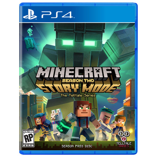 Minecraft: Story Mode - Season 2 Cover