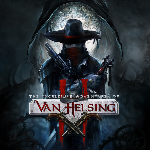 The Incredible Adventures of Van Helsing II Cover