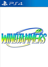 Windjammers Cover