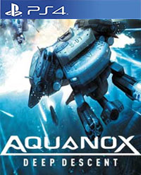 Aquanox: Deep Descent  Cover