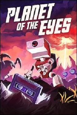 Planet of the Eyes Cover