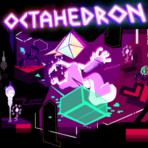 Octahedron Cover