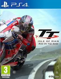TT Isle Of Man – Ride on the Edge Cover