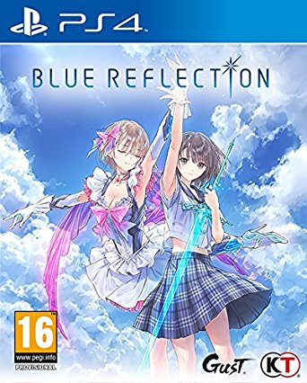 Blue Reflection Cover
