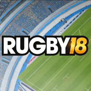 Rugby 18 Cover