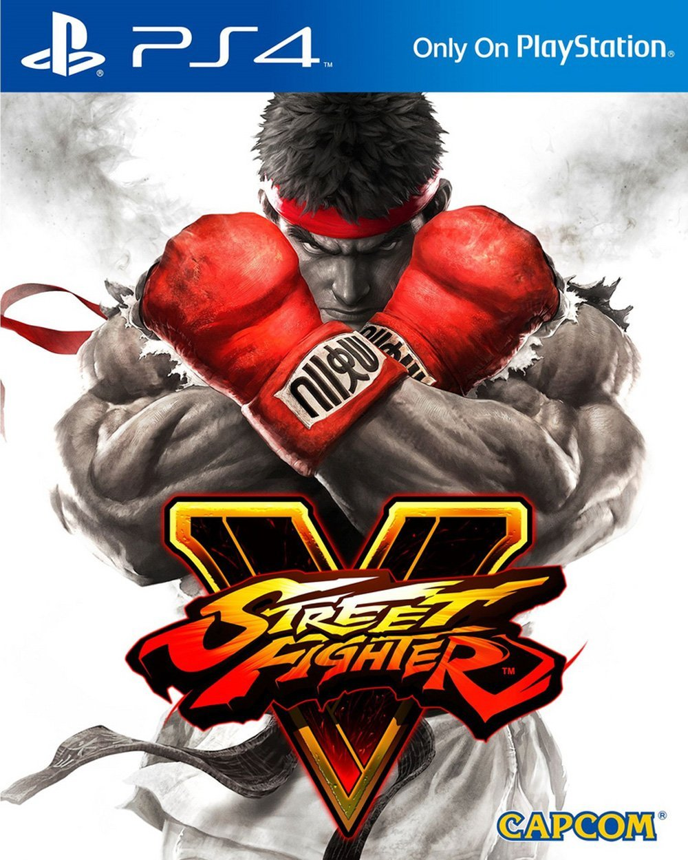 Street Fighter V: Arcade Edition Cover