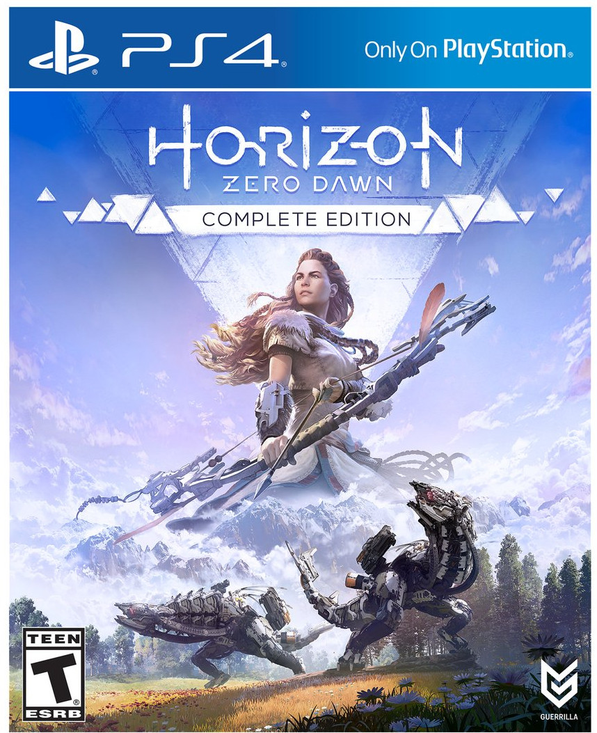 Horizon Zero Dawn: Complete Edition Cover