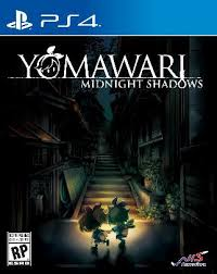 Yomawari: Midnight Shadows Cover