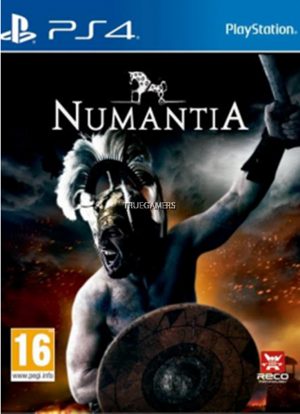 Numantia Cover