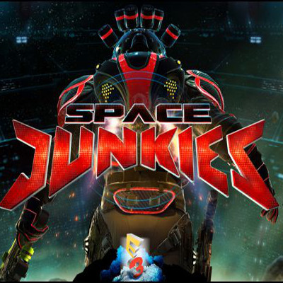 Space Junkies Cover