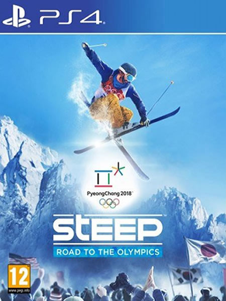 Steep: Road to the Olympics Cover