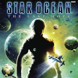 Star Ocean: The Last Hope Cover