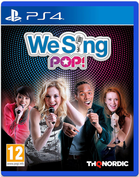 We Sing Pop Cover