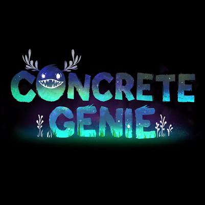 Concrete Genie Cover