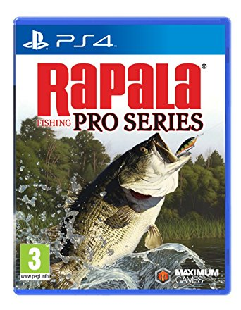 Rapala Fishing Pro Series Cover