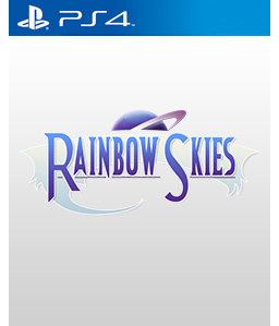 Rainbow Skies Cover