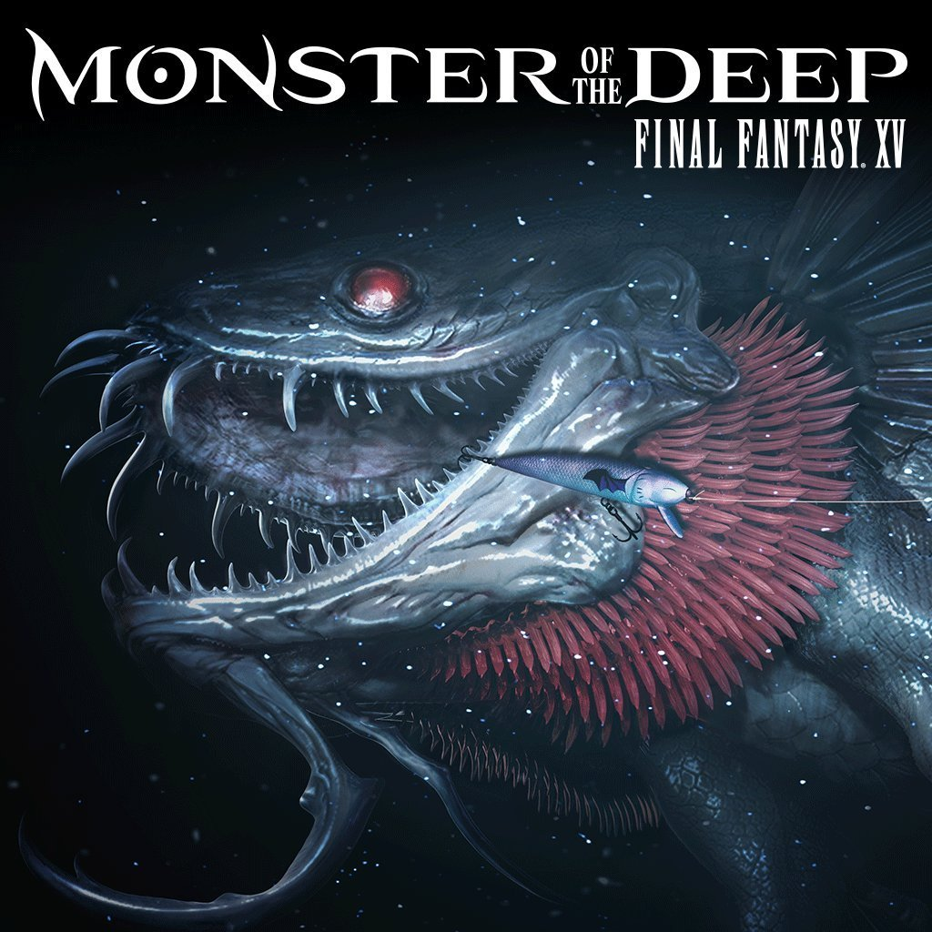 Monster of the Deep - Final Fantasy XV Cover