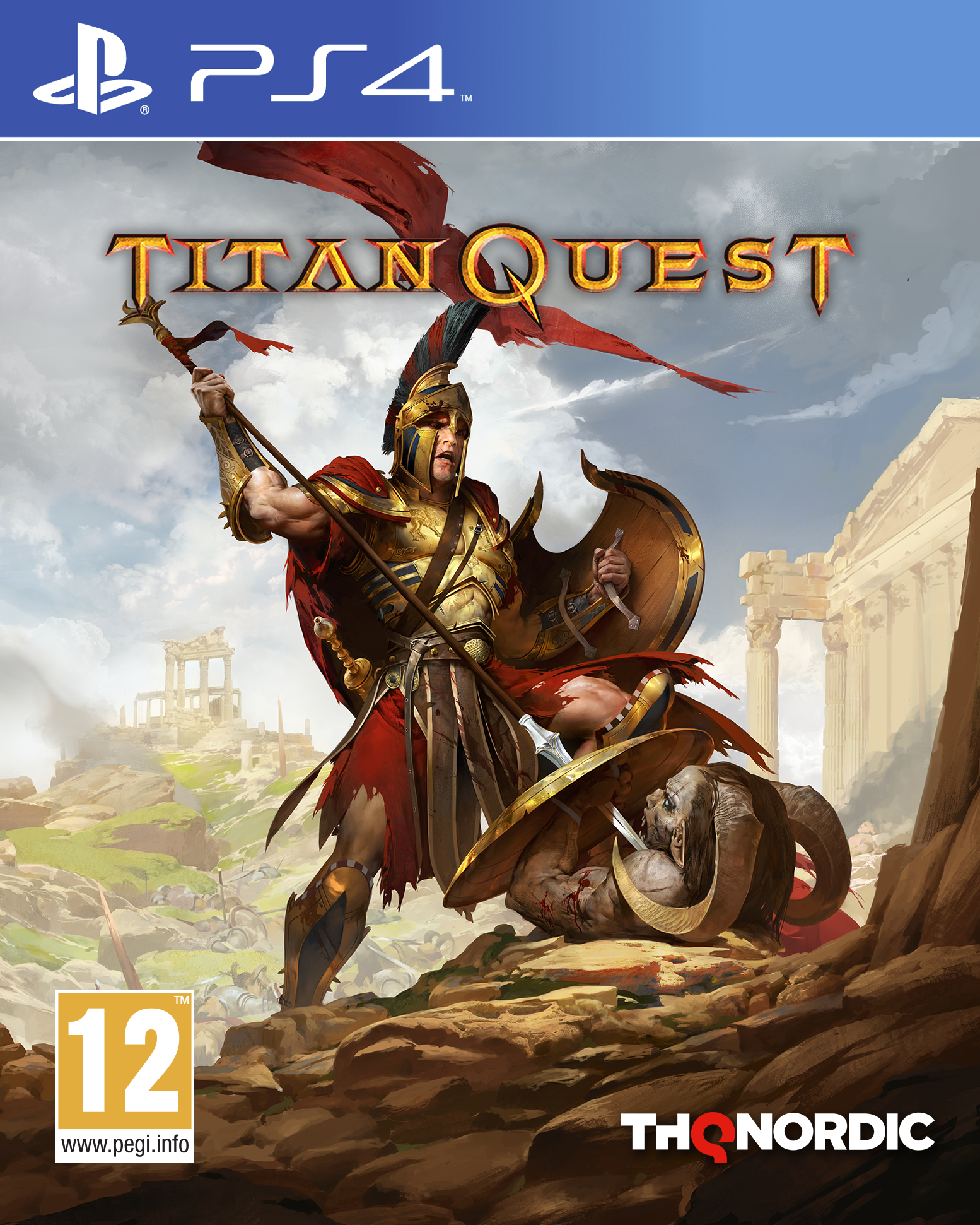 Titan Quest Cover