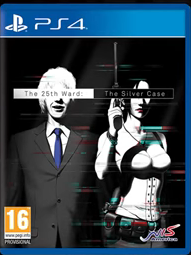 The 25th Ward: The Silver Case Cover