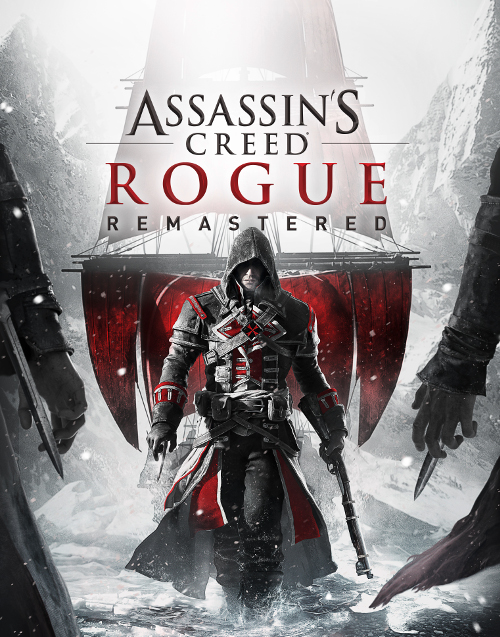 Assassin's Creed Rogue Remastered Cover