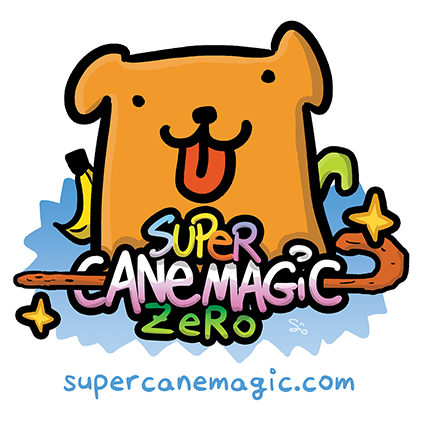 Super Cane Magic ZERO Cover