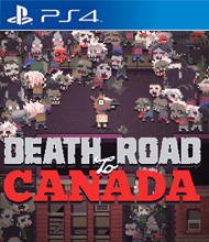 Death Road to Canada Cover