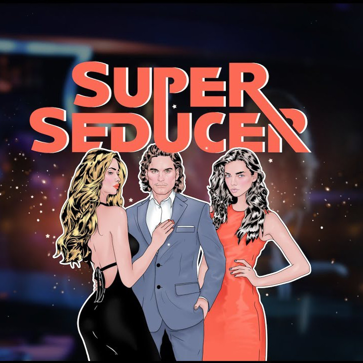 Super Seducer Cover