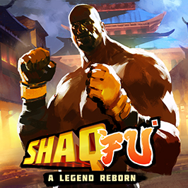 Shaq Fu: A Legend Reborn Cover