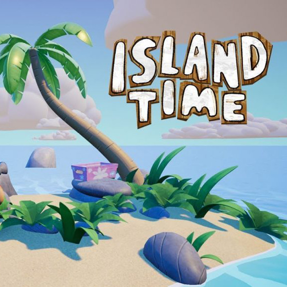 Island Time VR Cover